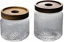 NYKK Food Storage Jars Airtight Canisters for Bulk