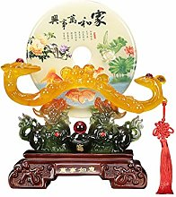NYKK Home Décor Products Pi Xiu Lucky Decoration