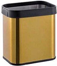 NYKK Indoor Dustbins Stainless Steel Trash Bin