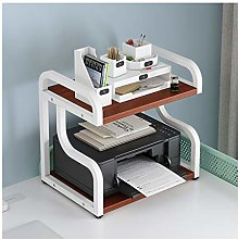 NYKK Printer Stand Printer Fax Machine Stand Desk