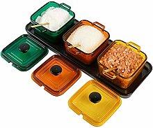 NYKK Seasoning Containers High-grade Plastic Sugar