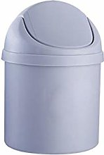 NYKK Wastebasket Creative Desktop Small Trash Can