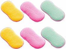 NYKKOLA 6 Pack Kitchen Cleaning Sponges