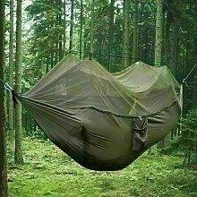 Nylon Swinging Hammock Double Person Outdoor