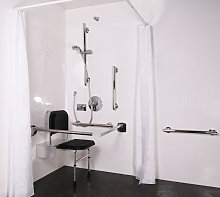 NymaSTYLE Concealed Valve Doc M Shower Pack with