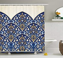 Nyngei Traditional House Decor Shower Curtain by