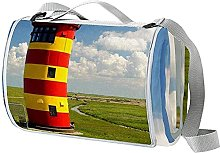 NYZXH Lighthouse Landscape Waterproof Outdoor