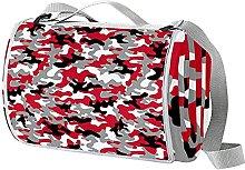 NYZXH Military Camo Waterproof Outdoor Picnic