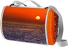 NYZXH Sunset Beach Waterproof Outdoor Picnic