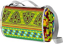 NYZXH Tribe Africa Waterproof Outdoor Picnic