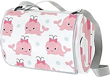 NYZXH Whale White Waterproof Outdoor Picnic