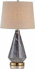 NZDY Ceramics Bedside Table Lamp, Modern Bedroom
