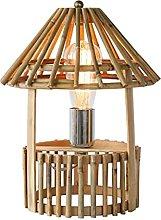 NZDY Desk Lamp Chinese Bamboo Creative Personality