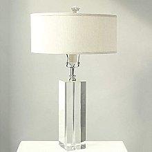 NZDY Desk Lamp Decorative Hotel Crystal Lamp Hotel