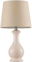 NZDY Desk Lamp Fashion Ceramic Bedroom Bedside