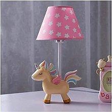 NZDY Desk Lamp Kids Room Cartoon Bedroom Bedside