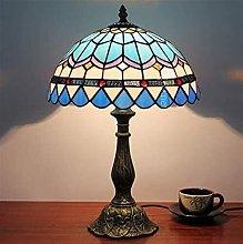 NZDY Desk Lamp Monochrome Simple Style Glass