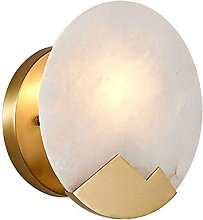 NZDY Desk Lamp Wall Lamp Golden Iron and Marble
