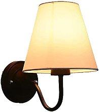 NZDY Desk Lamp Wall Lamp White for Bedroom Bedside