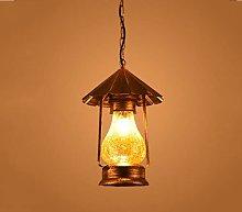 NZDY E27 Chandeliers Lighting Metal Iron Art Decor