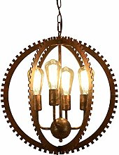 NZDY Industrial Pendant Lighting American Country
