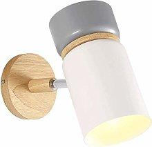 NZDY Lighting Fixture with Iron+Timber Indoor