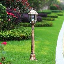 NZDY Post Bollard Top Lantern Light for