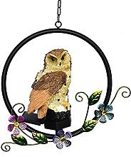 NZDY Wall Hanging Outdoor Decorative with Solar