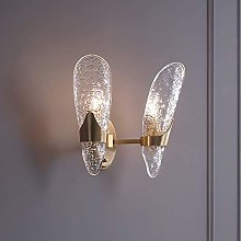 NZDY Wall Lighting, Vintage Glass Sconce