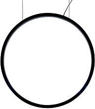 O Pendant - / LED - Ø 90 cm - Motion detectors by