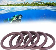 O Ring 5PCS AS-050 Imported Brown FKM90 High