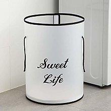 O&YQ Household Storage Bag/Baskets, Round