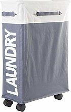 O&YQ Household Storage Bag/Baskets, Slim Laundry