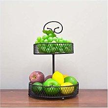 O&YQ Household Storage Bowls Fruit Basket, Fruit