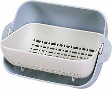 O&YQ Household Storage Bowls Fruit Basket, Plastic