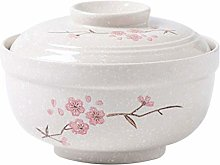 O&YQ Household Storage Bowls Large Ceramic Noodle