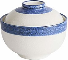 O&YQ Household Storage Bowls Small Ceramic Noodle