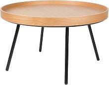 Oak Tray Coffee Table