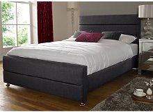 Oakhill Upholstered Bed Frame ClassicLiving