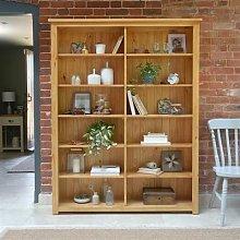 Oakley Pine Grand Bookcase