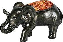 Oaks Lighting Elephant, Orange