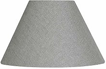 Oaks Lighting Linen Coolie Shade, Earl Grey