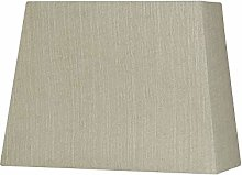 Oaks Lighting Linen Rectangle Shade, Calico