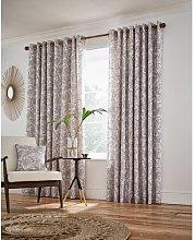 Oasis Eyelet Room Darkening Curtains Helena