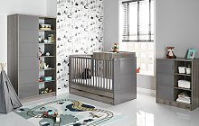 Obaby Madrid 3 Piece Nursery Furniture Set -