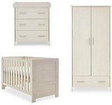Obaby Nika 3-Piece Nursery Room Set