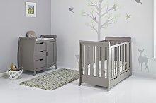 Obaby Stamford Mini Sleigh 2 Piece Nursery Set -