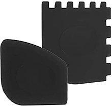 Obelunrp Grill Pan Scraper Handheld Skillet Cast