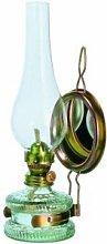 Oberstdorfer Glashütte Oil Lamp antique Design