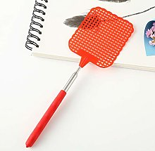 Ocamo Adjustable Fly Swatter Home Long Handle